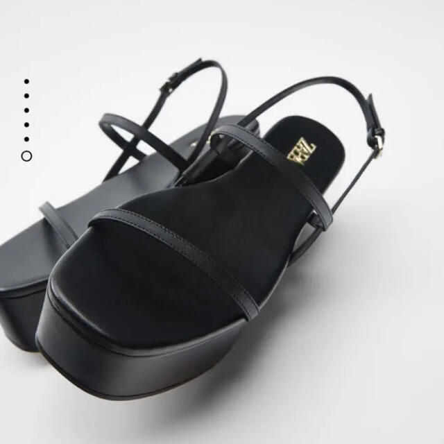 ZARA(ザラ)の【hota様 専用】 レディースの靴/シューズ(サンダル)の商品写真