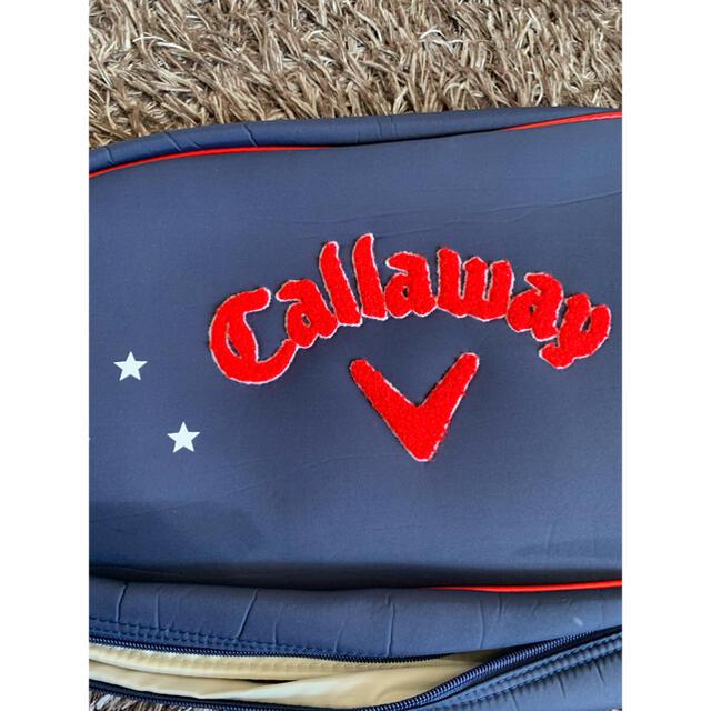 Callaway(キャロウェイ)の【Kazu様専用】キャロウェイ クラブケース スポーツ/アウトドアのゴルフ(バッグ)の商品写真