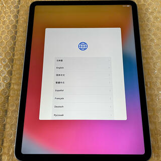 iPad - iPad Pro 11インチ 第3世代  Wi-Fi 128GB スペースグレイ