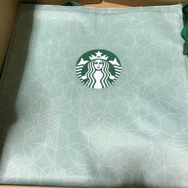 Starbucks Coffee(スターバックスコーヒー)のSTARBUCKS 福袋 保冷バッグ レディースのバッグ(エコバッグ)の商品写真