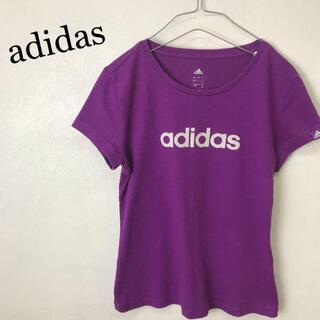 アディダス(adidas)のadidas アディダス Tシャツ サイズM(カットソー(半袖/袖なし))