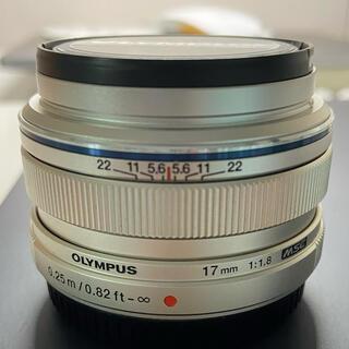 OLYMPUS - OLYMPUS M.ZUIKO DIGITAL 17mm F1.8