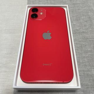 Apple - iPhone 12 mini レッド 128 GB SIMフリー