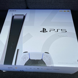 PlayStation - 【新品未開封】PlayStation5 ディスクドライブ搭載モデル