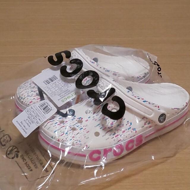 crocs(クロックス)の正規品 24cm クロックス 新品 レディースの靴/シューズ(サンダル)の商品写真