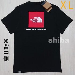 THE NORTH FACE - ノースフェイス tシャツ Red Box t-shirt 海外XL