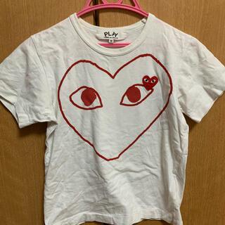 コムデギャルソン(COMME des GARCONS)のコムデギャルソン tシャツ(Tシャツ(半袖/袖なし))