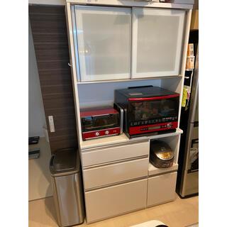 ニトリ - 食器棚 キッチンボード☆ニトリ アルミナ2