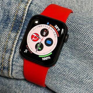 Apple Watch - Apple Watch SE 40mm GPS スペースグレー極美品