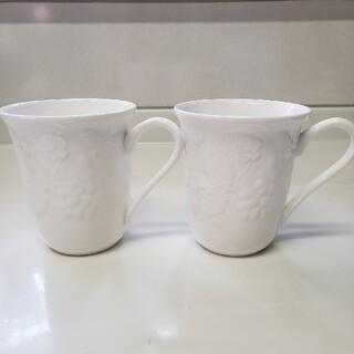 WEDGWOOD - ウエッジウッド ストロベリーバイン マグカップ2個セット