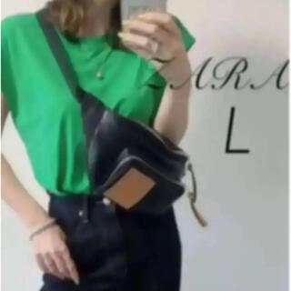 ZARA - ZARA ベーシックTシャツ L