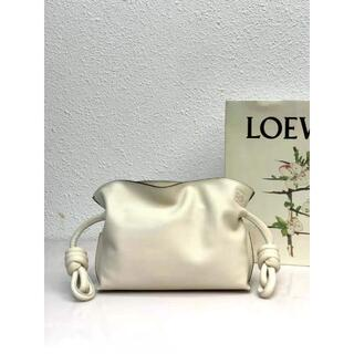 ロエベ(LOEWE)の【美品】LOEWE FLAMENCO トートバッグ 巾着ショルダーバック(ショルダーバッグ)