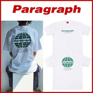 Paragraph★CLASSIC COLOR T-SHIRTS★パラグラフ w