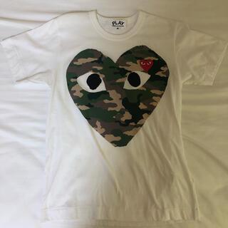 コムデギャルソン(COMME des GARCONS)のTシャツ(Tシャツ(半袖/袖なし))