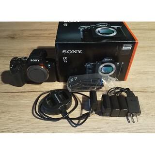 SONY - Sony α7ⅱ / ILCE-7M2 カメラ本体
