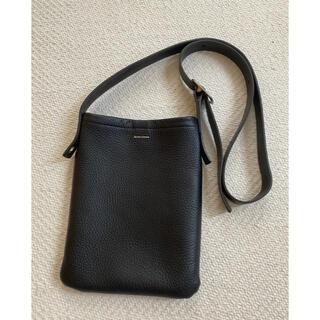 Hender Scheme - Hender Scheme one side belt bag small