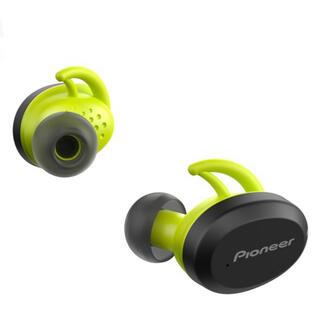 パイオニア(Pioneer)のパイオニア 完全ワイヤレスイヤホン SE-E9TW  イエロー 新品未開封品(ヘッドフォン/イヤフォン)