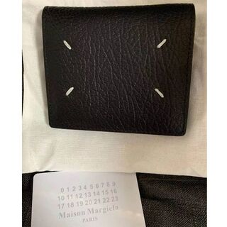 MAISON MARGIELA メゾンマルジェラ スナップボタン式 二つ折り財布