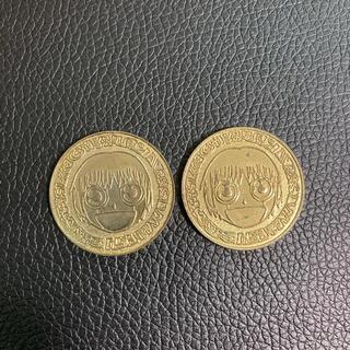 ショウガクカン(小学館)のガッシュベルコイン 2枚セット(その他)