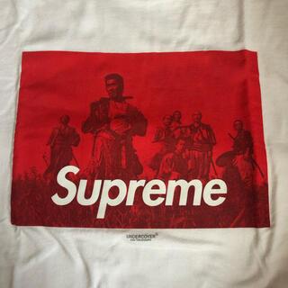 Supreme - supreme undercover 七人の侍 ホワイト