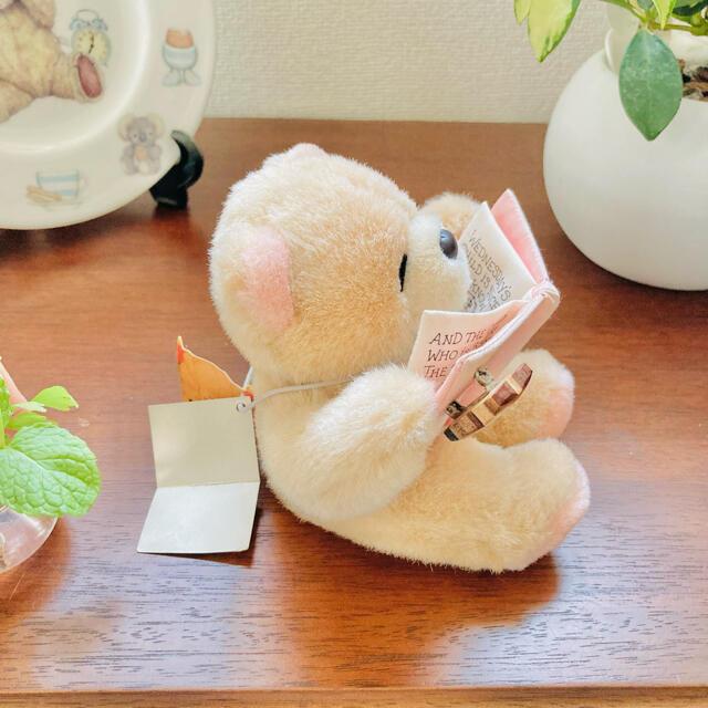 おすわりくまさん。 エンタメ/ホビーのおもちゃ/ぬいぐるみ(ぬいぐるみ)の商品写真
