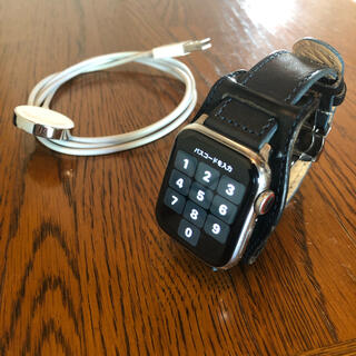 Apple Watch - Apple Watch series4 40mm アップルウォッチ ステンレス