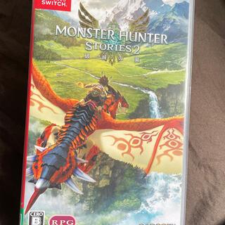 カプコン(CAPCOM)のモンスターハンターストーリーズ2 ~破滅の翼~ Switch(家庭用ゲームソフト)