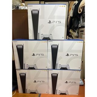 PlayStation - 本日まで PlayStation5 ディスクエディション新品未開封レシート付き