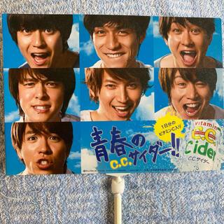 関ジャニ∞ - 【非売品】関ジャニ 青春のCCサイダー 広告 POP