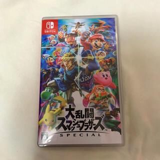 Nintendo Switch - 大乱闘スマッシュブラザーズ Switchソフト