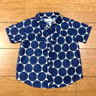 センスオブワンダー(sense of wonder)のセンスオブワンダー 水玉柄 透かし織 シャツ(Tシャツ/カットソー)