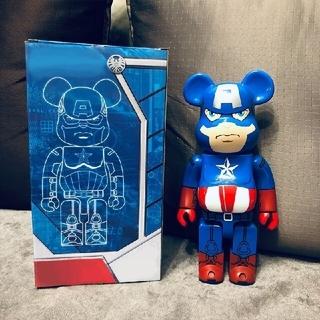 MEDICOM TOY - BE@RBRICK Captain America 400%