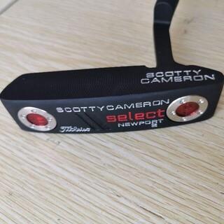 Scotty Cameron - Scotty Cameron パター ゴルフ クラブ サイズ選択可能 27