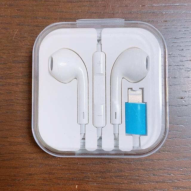iPhone(アイフォーン)の在庫処分!! iphone イヤホン スマホ/家電/カメラのオーディオ機器(ヘッドフォン/イヤフォン)の商品写真