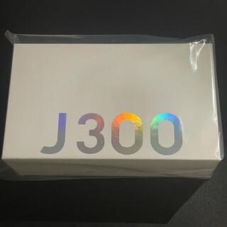 ファインキャディ プレミアム J300 ホワイト レーザー距離計(その他)
