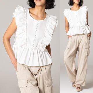 ダブルスタンダードクロージング(DOUBLE STANDARD CLOTHING)のダブスタ(シャツ/ブラウス(半袖/袖なし))