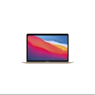 Mac (Apple) - MacBook Air 13インチ M1チップ ゴールド