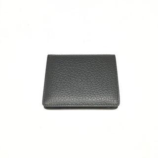 Maison Martin Margiela - MAISON MARGIELA 財布 二つ折り財布 メゾンマルジェラ