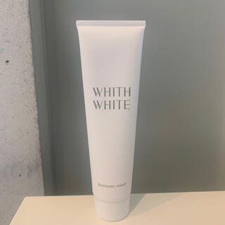 フロムファーストミュゼ(FROMFIRST Musee)のWHITH WHITE 除毛クリーム 150g(脱毛/除毛剤)