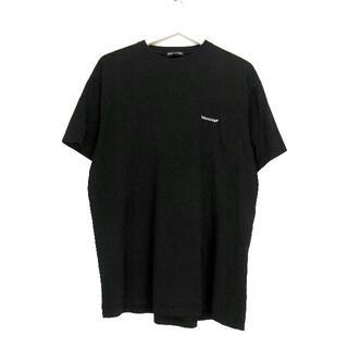 Balenciaga - バレンシアガBALENCIAGA■18SSスモールロゴTシャツ