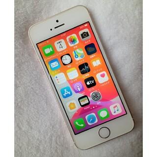 iPhone - iPhone SE Gold 64 GB SIMフリー