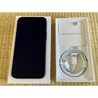 iPhone - 新品同様 iPhone 12 mini 64GB SIMフリー ブラック