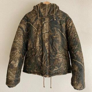 adidas - yeezy season5 tree camo jacket XS