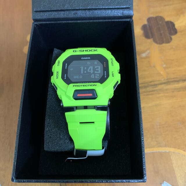 G-SHOCK(ジーショック)のGショック GBD-200-9JF スマートウォッチ(専用) メンズの時計(腕時計(デジタル))の商品写真