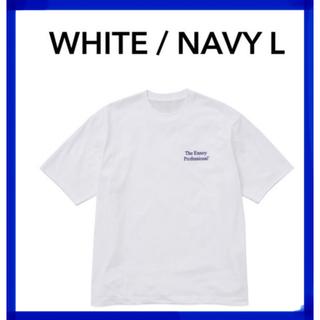 ワンエルディーケーセレクト(1LDK SELECT)の【新品】ennoy T shirt Lサイズ エンノイ(Tシャツ/カットソー(半袖/袖なし))