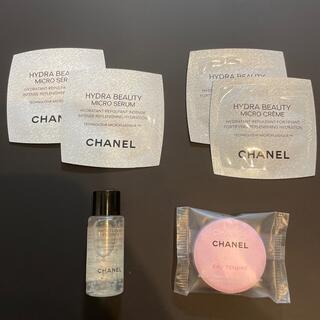 CHANEL - シャネル 入浴剤 化粧水 クリーム 美容液 セット