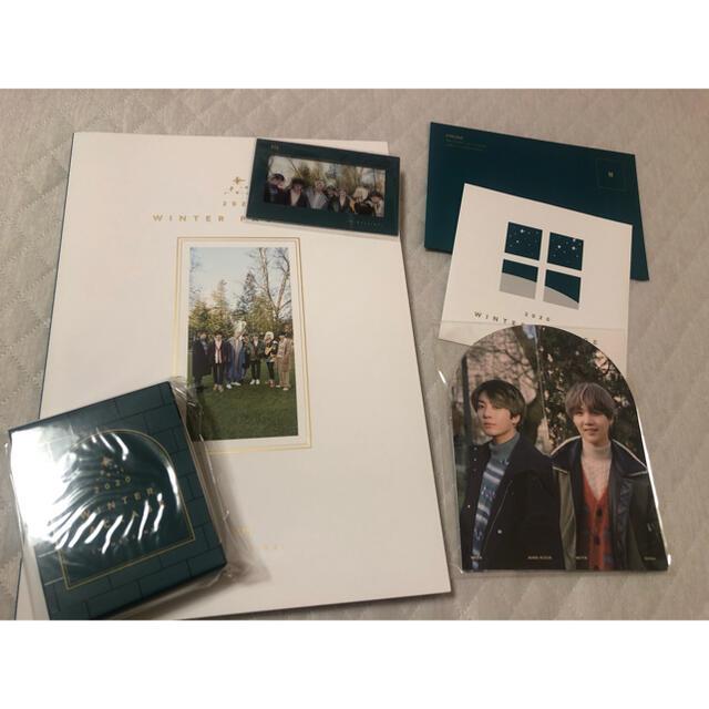 防弾少年団(BTS)(ボウダンショウネンダン)のBTS winter package 2020 エンタメ/ホビーのCD(K-POP/アジア)の商品写真