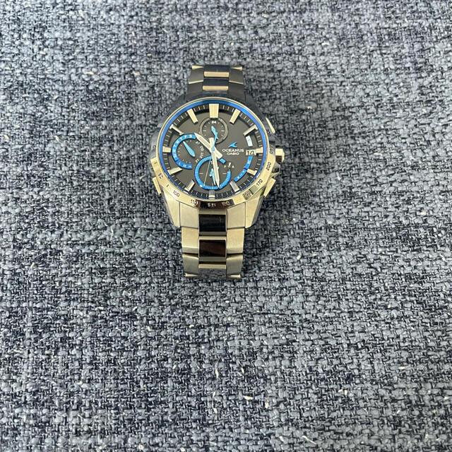 CASIO(カシオ)のOCW-S4000-1AJF メンズの時計(腕時計(アナログ))の商品写真