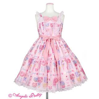 Angelic Pretty - Sugar Candy Shopジャンパースカート セット