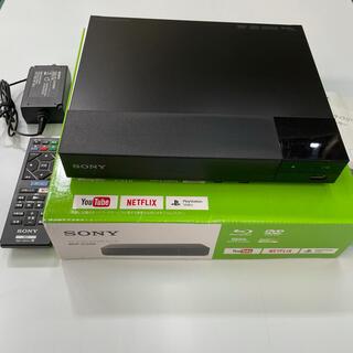 ソニー(SONY)の【でやんでい様専用】SONY Blu-rayプレーヤー BDP-S1500(ブルーレイプレイヤー)